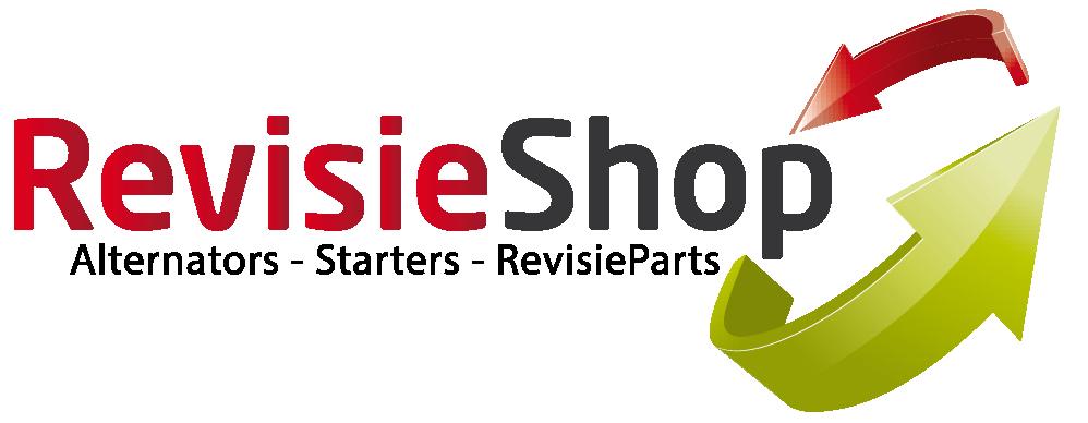 Revisie Shop Logo